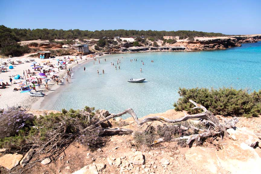 Cala Saona - Formentera