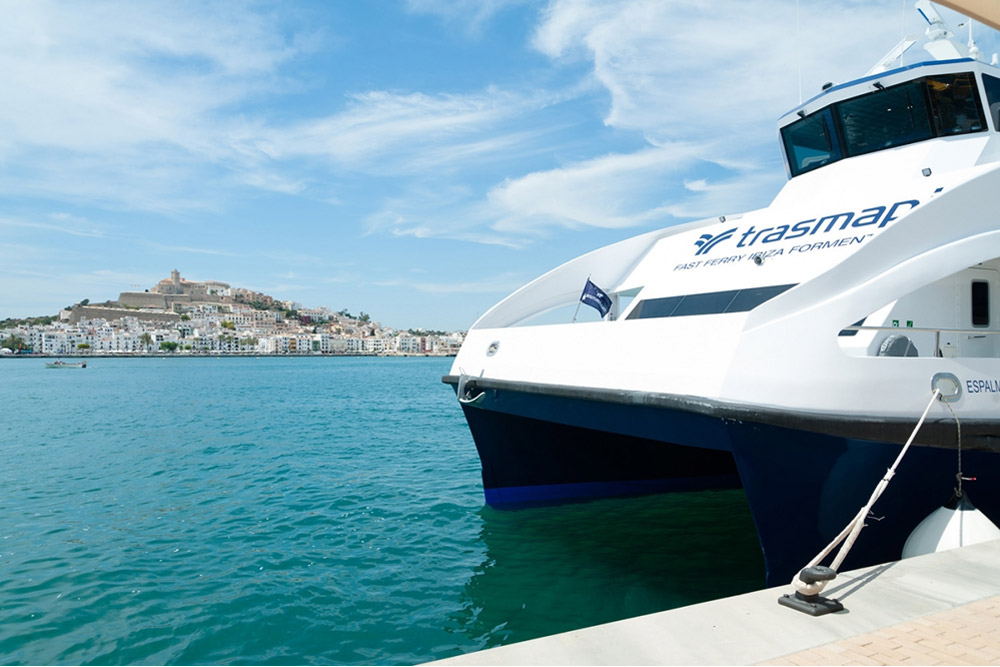 Ferry Ibiza Formentera codigo promo
