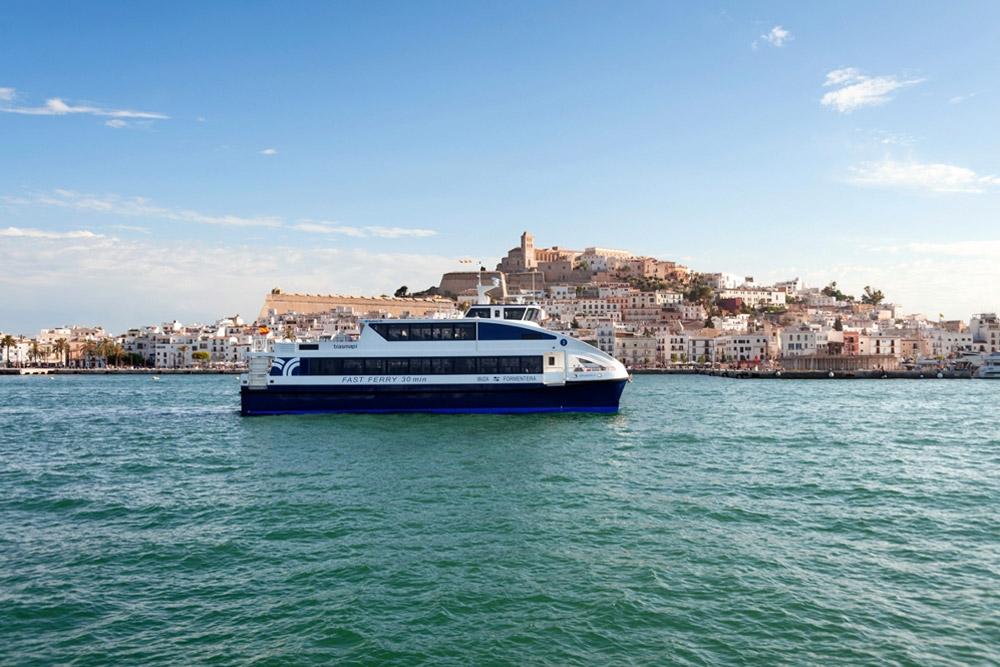 Ferry Ibiza Formentera codice sconti