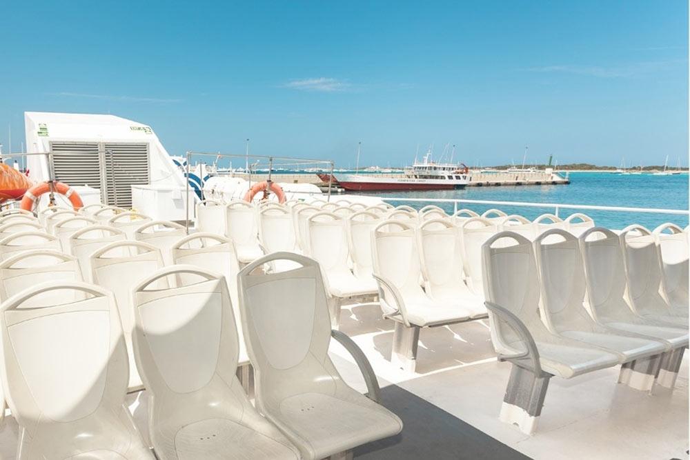 Ferry Ibiza Formentera promo code