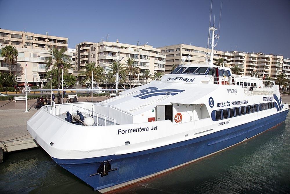 Ferry Ibiza Formentera discount code