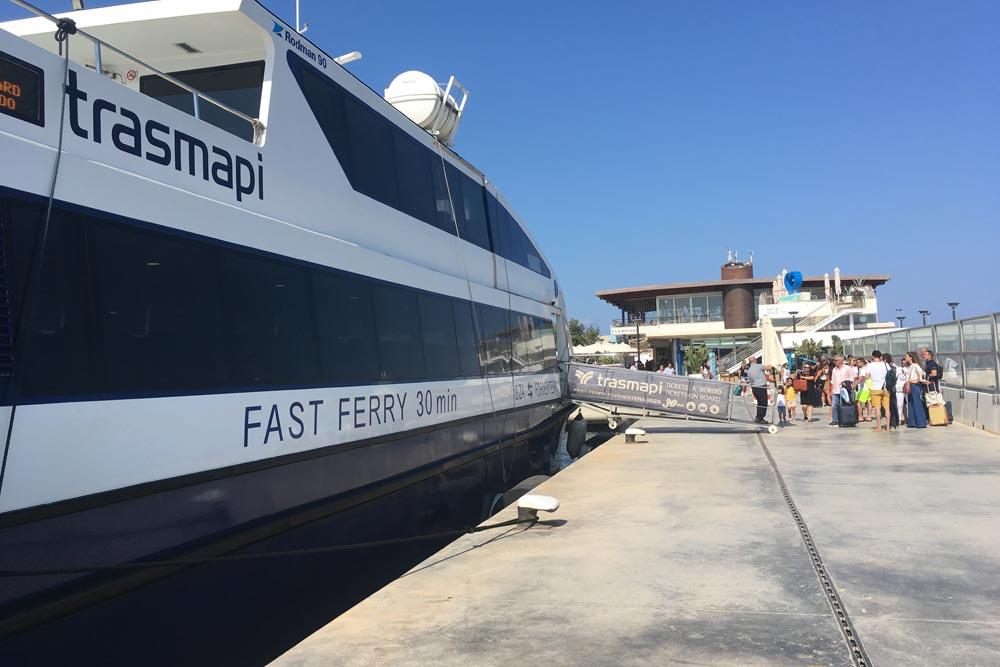 Ferry Ibiza Formentera oferta