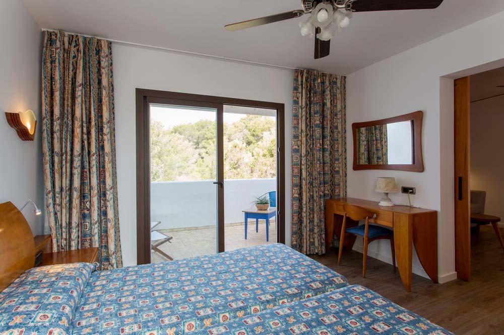 hotel en Formentera
