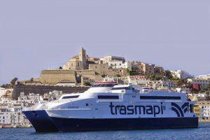 Ferry Ibiza Formentera con descuento
