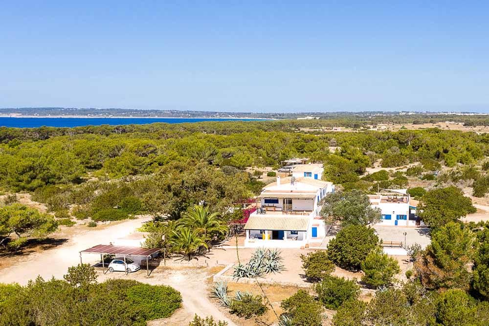 Can Toni Blay, Formentera - Alquiler Casa Vacacional