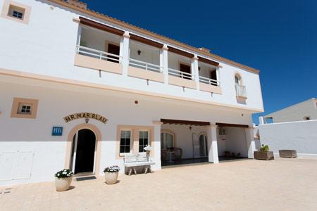 Hostal Mar Blau Es Caló Formentera