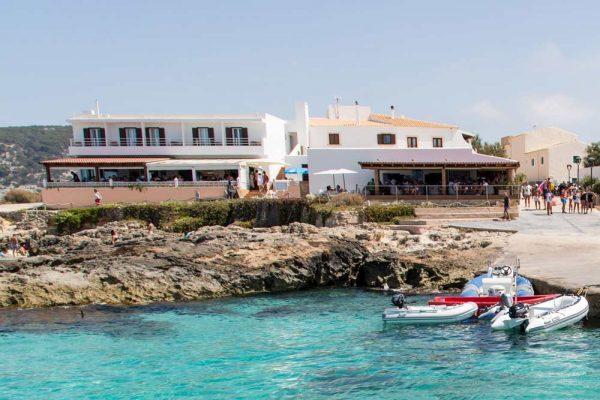 Hostal Rafalet, Es Caló, Formentera
