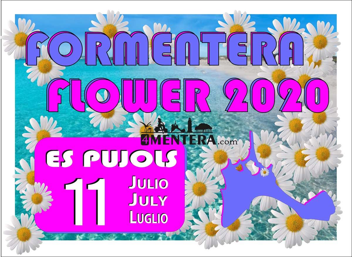 Formentera Flower Power 2020 Es Pujols