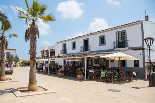 Hostal Bar Centro, Sant Francesc, Formentera