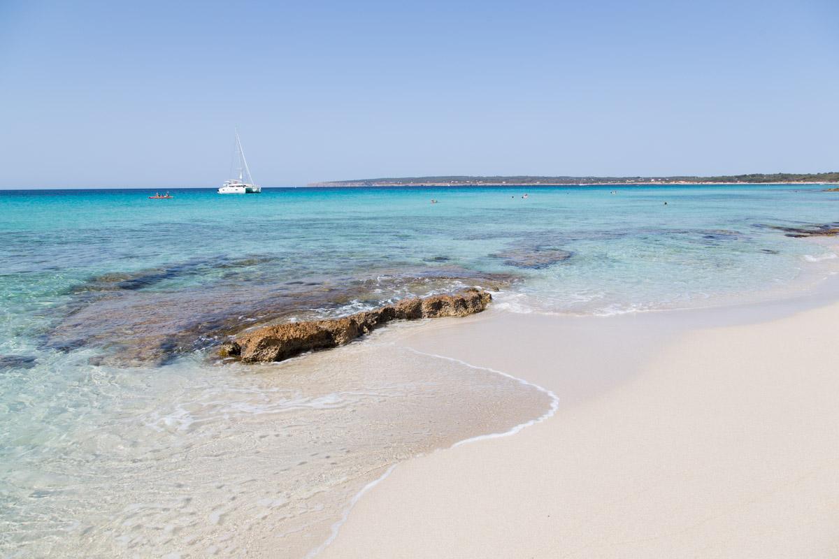 Real Playa, Formentera.
