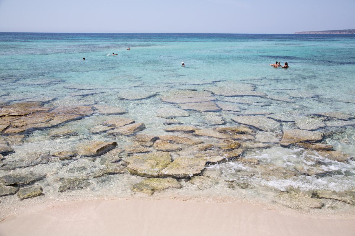 Playa de Es Vogamarí